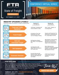 FTR conference virtual series agenda
