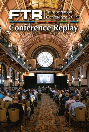 FTR Transportation Conference 2019 Conference Replay