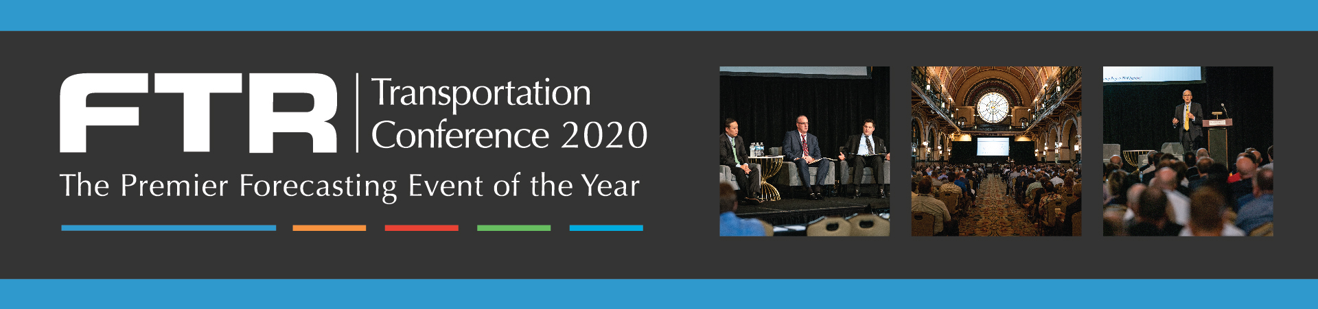 FTR Transportation Conference | The Premier Forecasting Event of the Year