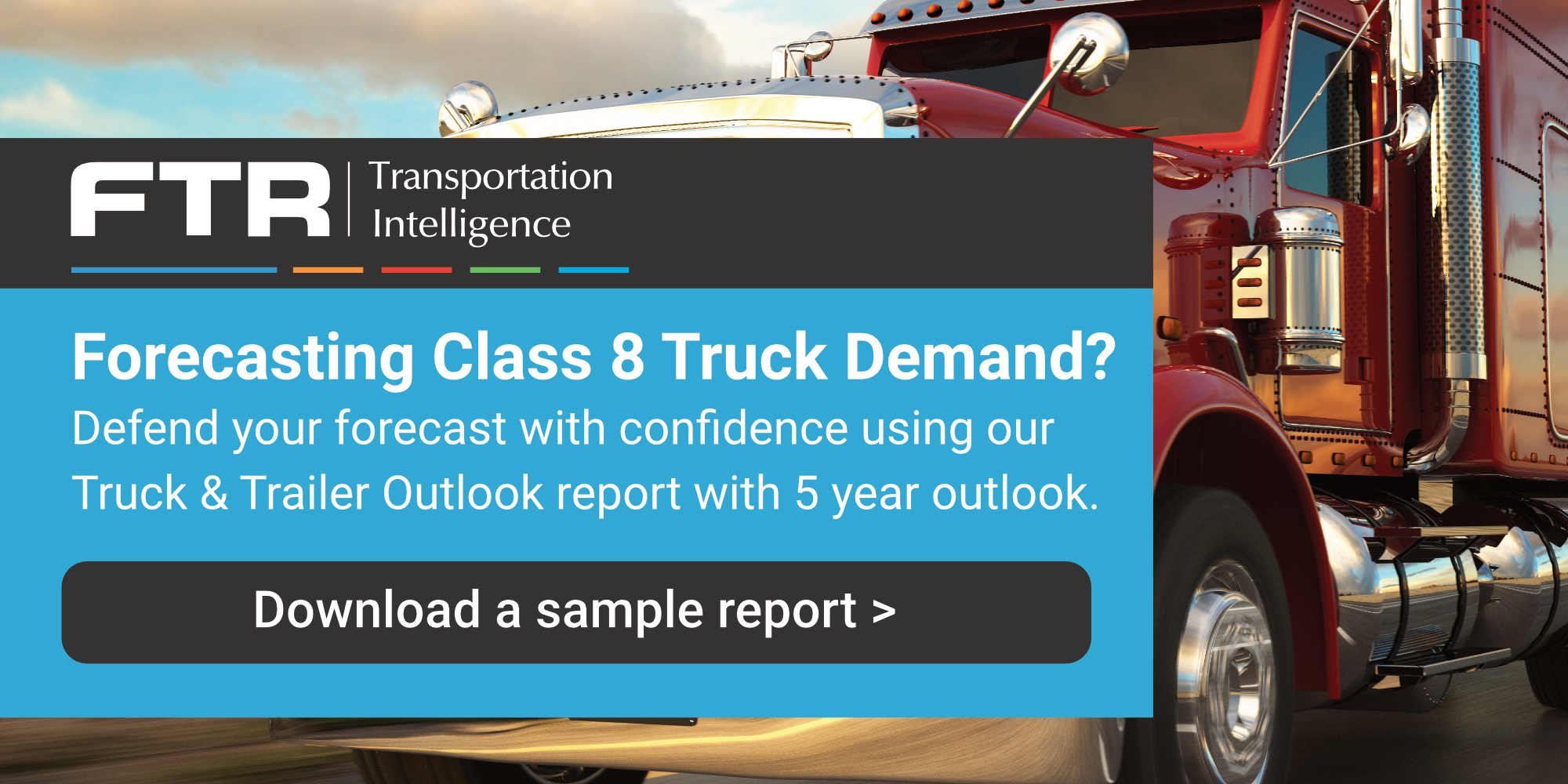 Forecasting Class 8 Truck Demand
