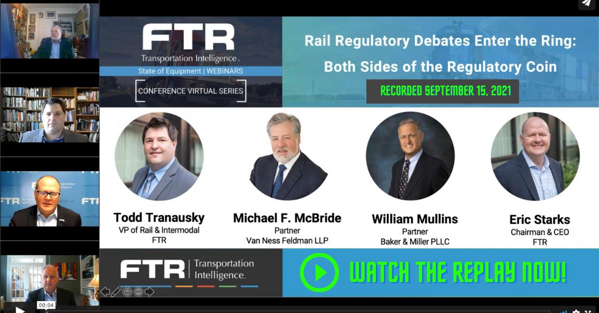 Regulatory Replay r2